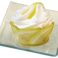 Postre top de limón