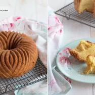 Bundt Cake de nata y vainilla