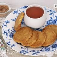 Galletas Shrewsbury biscuits